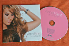 CD PROMO AMEL BENT Le Mal de Toi  SINGLE  1 Titre Track