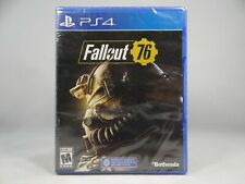 Ps4 Fallout 76 for Sony PlayStation 4 Ps4 Sealed ! Free Shipping !