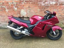 Honda CBR1100XX Super Blackbird 1 Owner 33161 Miles Superb Condition