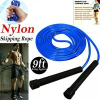 Pocket Skipping Rope Boxing Jumping Crossfit Exercise Kids Fitness Adult BT