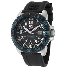 Luminox Men's 3153.BTOB Navy Seal Colormark Black Dial Steel Rubber Watch