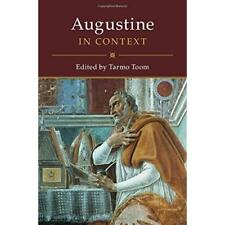 Augustine Context Hardcover Cambridge University Press 9781107139107 Cond=LN:NSD