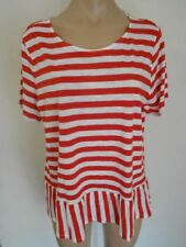 Classic Neckline Regular Size 100% Cotton Tops for Women