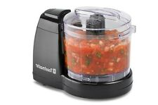 Toastmaster Mini Food Chopper Processor Blender Electric 1.5 Cup Black Small