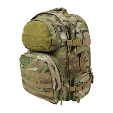 Every Day Carry B5 MULTICAM 3-Day Expandable Tactical Backpack w/ Molle Webbing