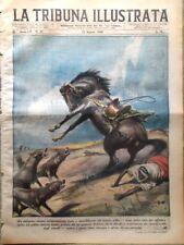 La Tribuna Illustrata 25 Agosto 1946 Bolivia Danubio Fiorello La Guardia Museo