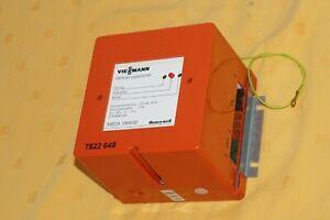 Viessmann Feuerungsautomat  7251808 geprüft Gasfeuerungsautomat vom Fachmann TOP