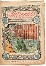 rivista L'INTREPIDO ANNO 1927 NUMERO 389