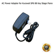 AC Power Adapter for Kurzweil SP6 88 Key Stage Piano SP-6