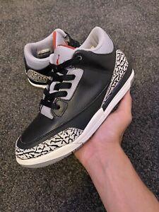 air jordan 3 black cement 2011 Ps Size 3Y
