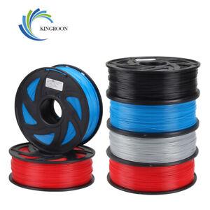 3D Printer Filament 1.75mm PLA ABS TPU 3D Printing Consumables 1kg/2.2lb