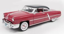 Lincoln Capri 1952 rot / red 1:18  Lucky Die Cast