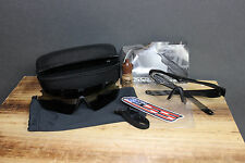 New ESS Crossbow Unit Issue Eye Safety Kit APEL Goggles Glasses w Case