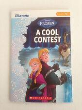 Disney Frozen - A Cool Contest - Scholastic Level 1