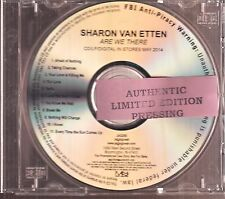 sharon van etten are we there cd limited edition