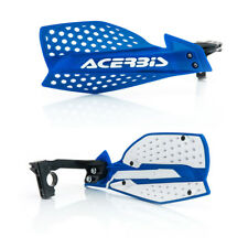 Acerbis X-Ultimate MX Motocross Universal Handguards - Blue w/White