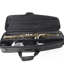 Antigua Winds Model SS6200CA 'ProOne' Soprano Saxophone BRAND NEW! CLOSEOUT!