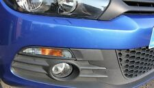 VW SCIROCCO 08-14 NEW FRONT BUMPER TOWING TOW EYE BAR HOOK COVER CAP