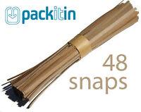 "x48 Christmas Cracker Bon Bon Snaps Bangers - LONG 12"" 30cm - diy crackers"