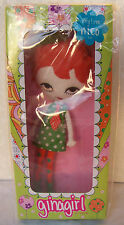 "2006 Rare blythe ""Ginagirl"" 10"" doll by Gina Garan & Christina Gordon Junie Moon"