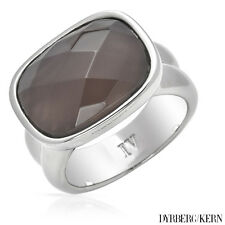 DYRBERG/KERN MALINDI Collection Brand New Shiny Silver Finished Ring