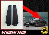 3M 1080 CARBON FIBRE B PILLAR OVERLAY STICKER DECAL TO SUIT NISSAN GTR R34