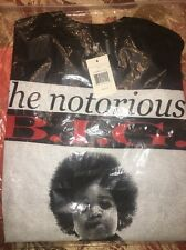 The Notorious BIG Brooklyn Mint Ready To Die Edition LIMITED Sz Medium