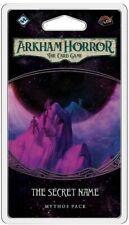 Fantasy Flight Games, Arkham Horror LCG, The Secret Name Mythos Pack, New