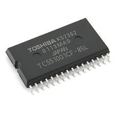 [3pcs] TC551001CF-85L 1MBit CMOS SRAM Memory SO32L TOSHIBA