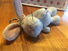 Nici Schlüsselanhänger Hase mit Schal
