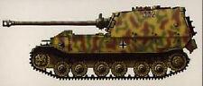 CHAR LOURD ALLEMAND ELEFANT - Pologne 1944 - EASY MODEL 1/72 n° 036227
