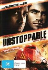 Unstoppable DVD NEW (Region 4 Australia)