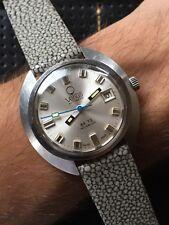 Vintage Venus 84 TS Swiss Automatic Mens Diver Watch ETA 2783