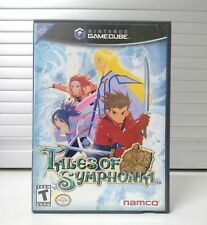 TALES OF SYMPHONIA - NINTENDO GAMECUBE GAME - NTSC - COMPLETE