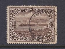 Tasmania: 3d Pictorial Wmk Tas Sg 233 Vfu