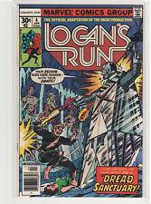 Logan's Run #4 movie adaptation 8.0