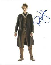 Paul McGann Dr Who - autographed hand signed Litho photo UACC & AFTAL Dealer