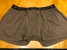 First Lite Wick Short Boxer XL Dry Earth