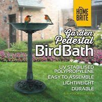 AU 70cm Bird Bath Wash Ornament Garden Feeder Statue Outdoor Decor