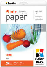 4x6 Matte Photo Paper 50 Sheets with FREE Delivery