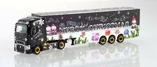 "Herpa 310710 Renault T Box Semitrailer Truck "" Merry Christmas 2019 Ho 1:87 New"
