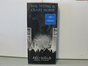 NEIL YOUNG & CRAZY HORSE--Arc-Weld--CD--Still Sealed In Long Box-1991 Reprise