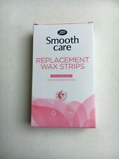 Boots smooth care replacement wax strips - for normal skin - 20 strips