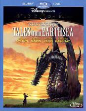 Tales from Earthsea (Blu-ray/DVD, 2015, 2-Disc Set)