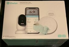 Owlet Baby Monitor Smart Sock + Cam New Sealed