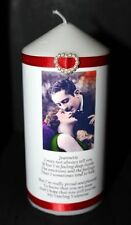Cellini Candle Unique Personalised Valentine I Love You Candle  #1