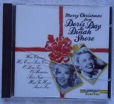 Merry Christmas from Doris Day & Dinah Shore by Doris Day (CD, Jan-1998,...