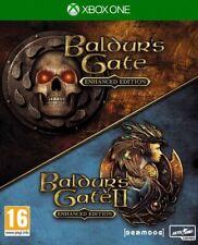 Baldur's Gate I & II Enhanced Edition (Xbox One) BRAND NEW AND SEALED - IN STOCK
