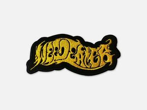 Weedeater II  embroidered patch.