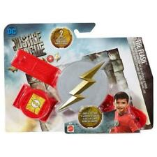 1 x BRANDED MATTEL DC JUSTICE LEAGUE SNAP & WEAR HERO SET - THE FLASH Age 4+